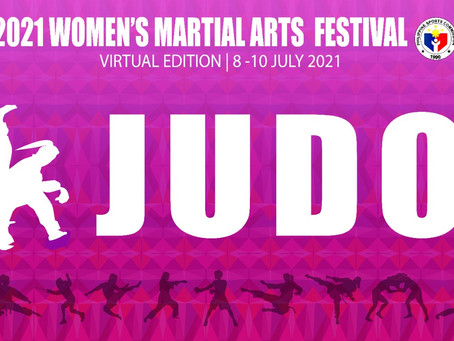 Join the 7th Women's Martial Arts Festival!