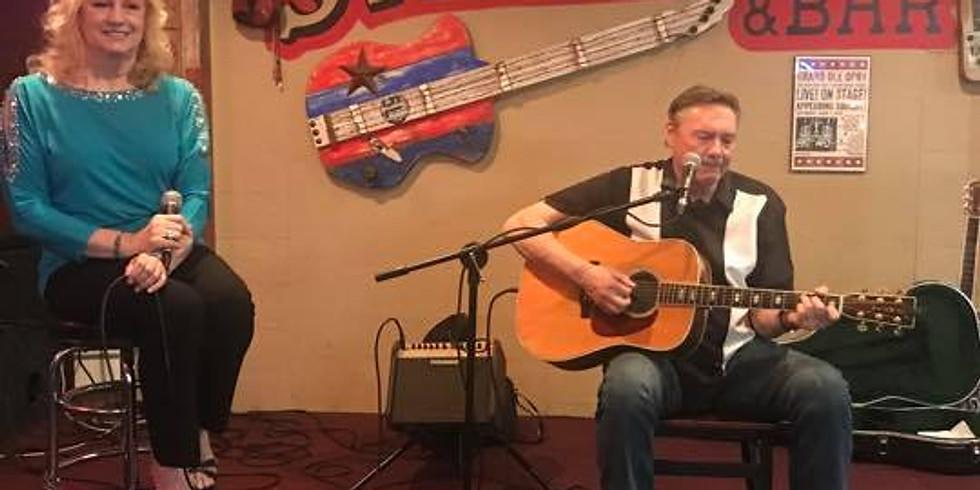 Brian Collins & Lauretta Turner Gholston Acoustic Show
