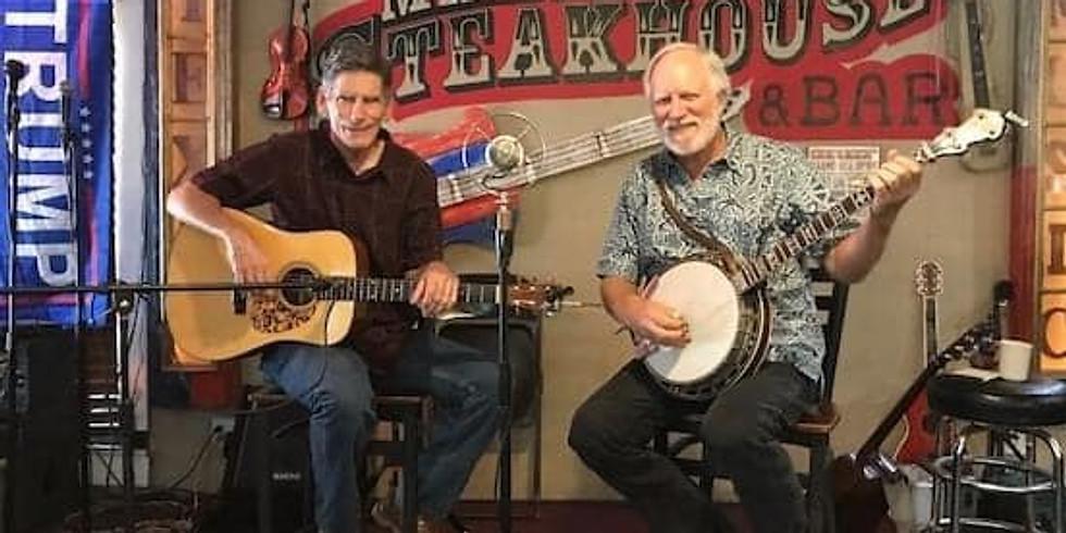 Chris Hirsch and Doug Burtchael
