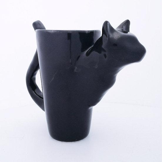 Black Dressed Catinka