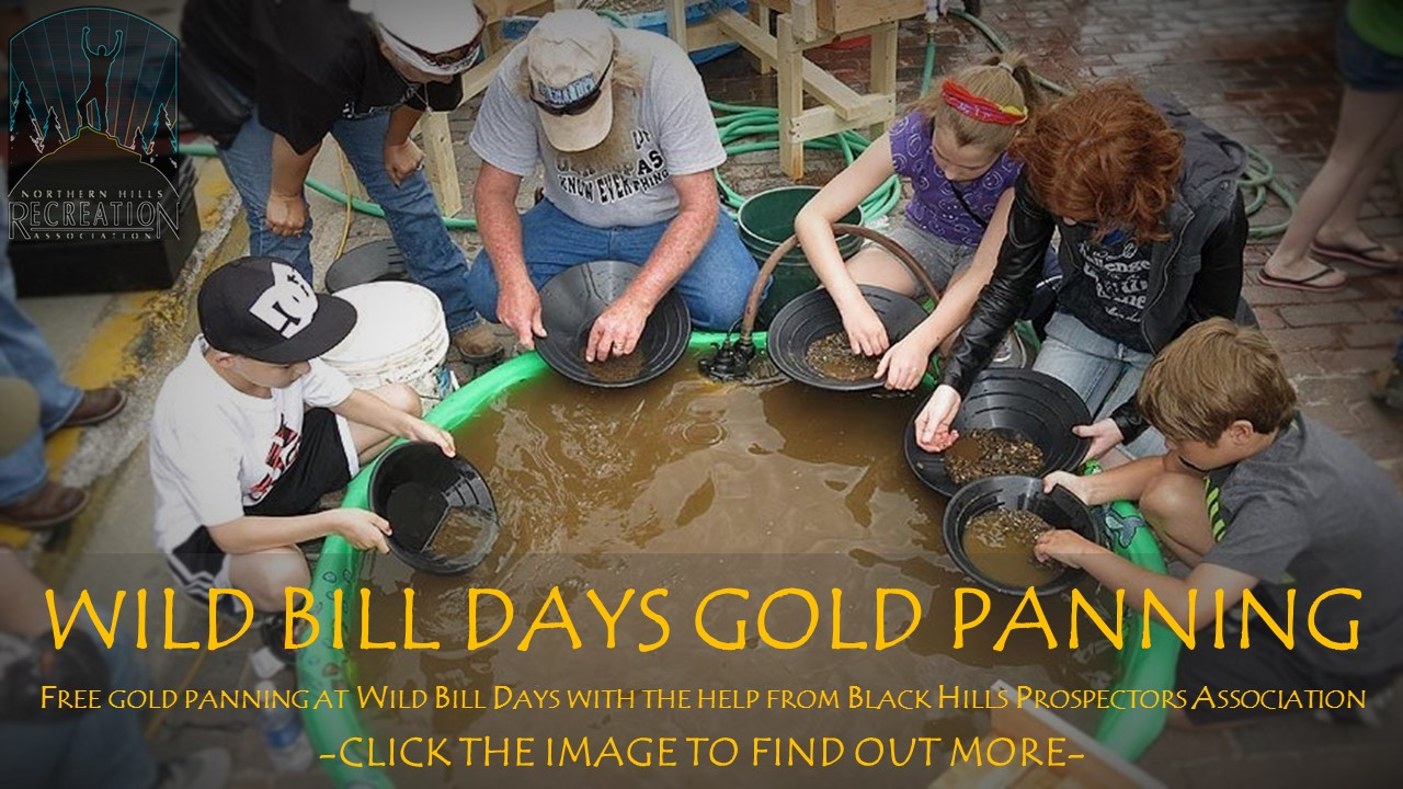 Wild Bill Days Gold Panning