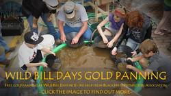 Wild Bill Days Gold Panning