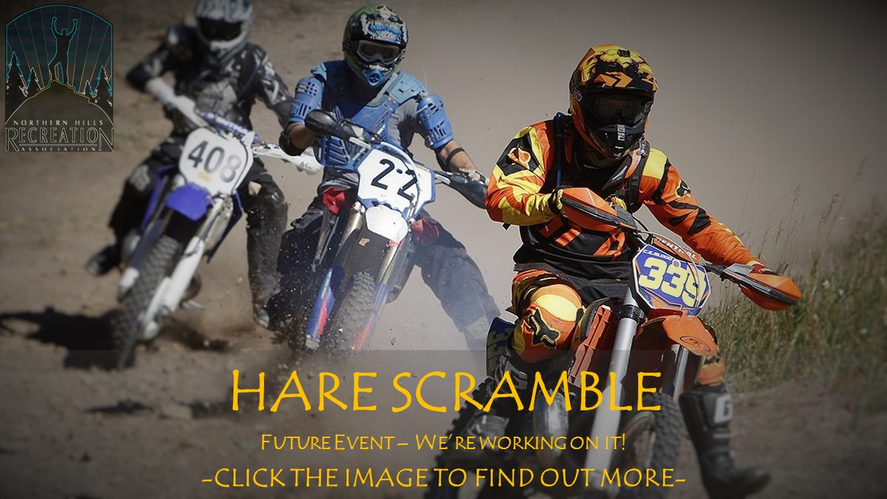Lead Deadwood Hare Scramble