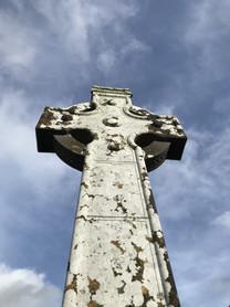 Celitic Cross at Monasterboice