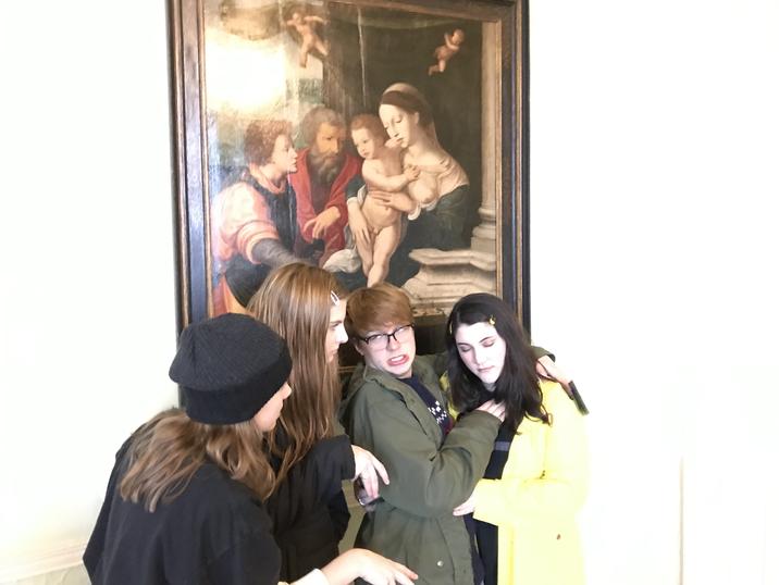 Recreating Art at Dublin Castle