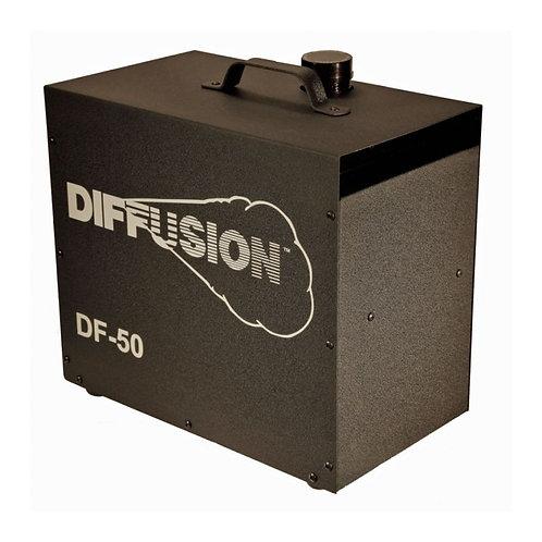 DF-50 Hazer Kit + Remote control + Hazer Fluid