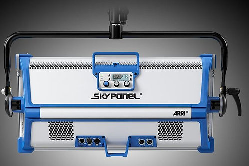 Arri Skypanel S60-C with Snapbag Octa5'