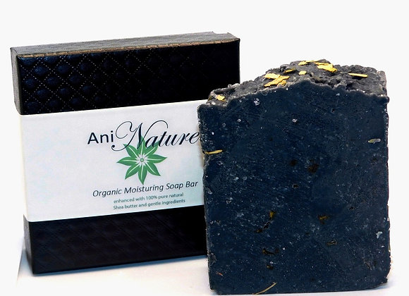 Activated Charcoal & Eucalyptus Soap Bar