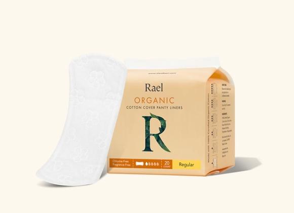 Rael Organic Cotton Panty Liners