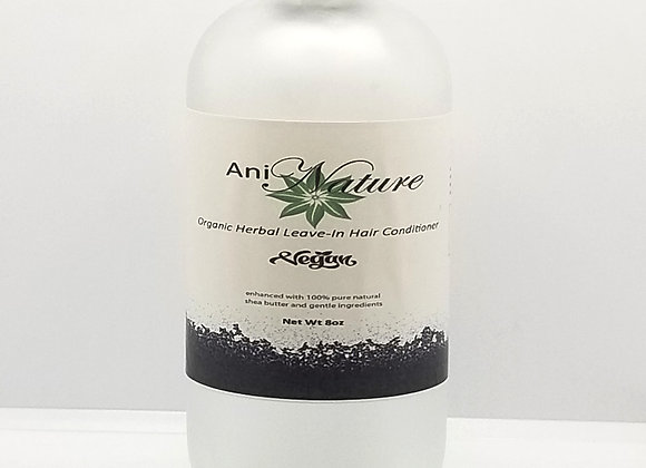 Organic Herbal Leave-In Conditioner