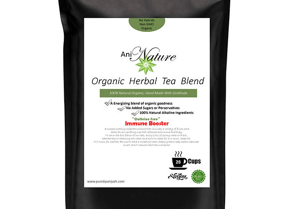 Organic Immune Booster Tea Blend