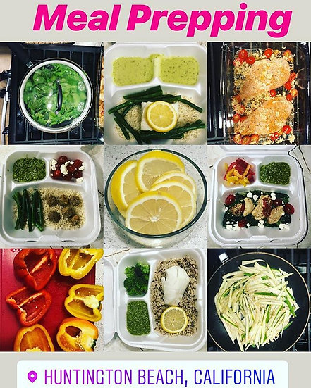 Learn To Meal Prep