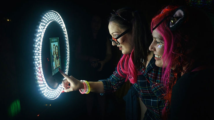 digital photobooth