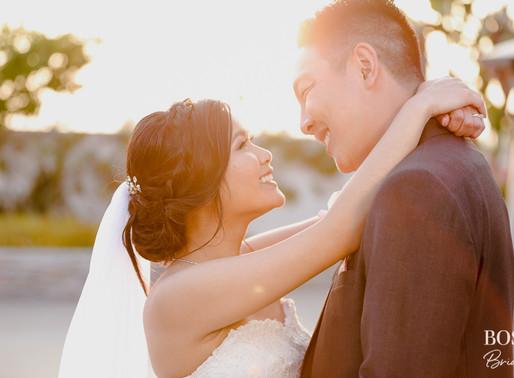 San Gabriel Hilton Wedding | Melissa & Ricky