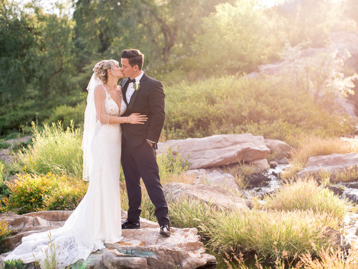Dove Canyon Golf Club | Sarah & Ricky