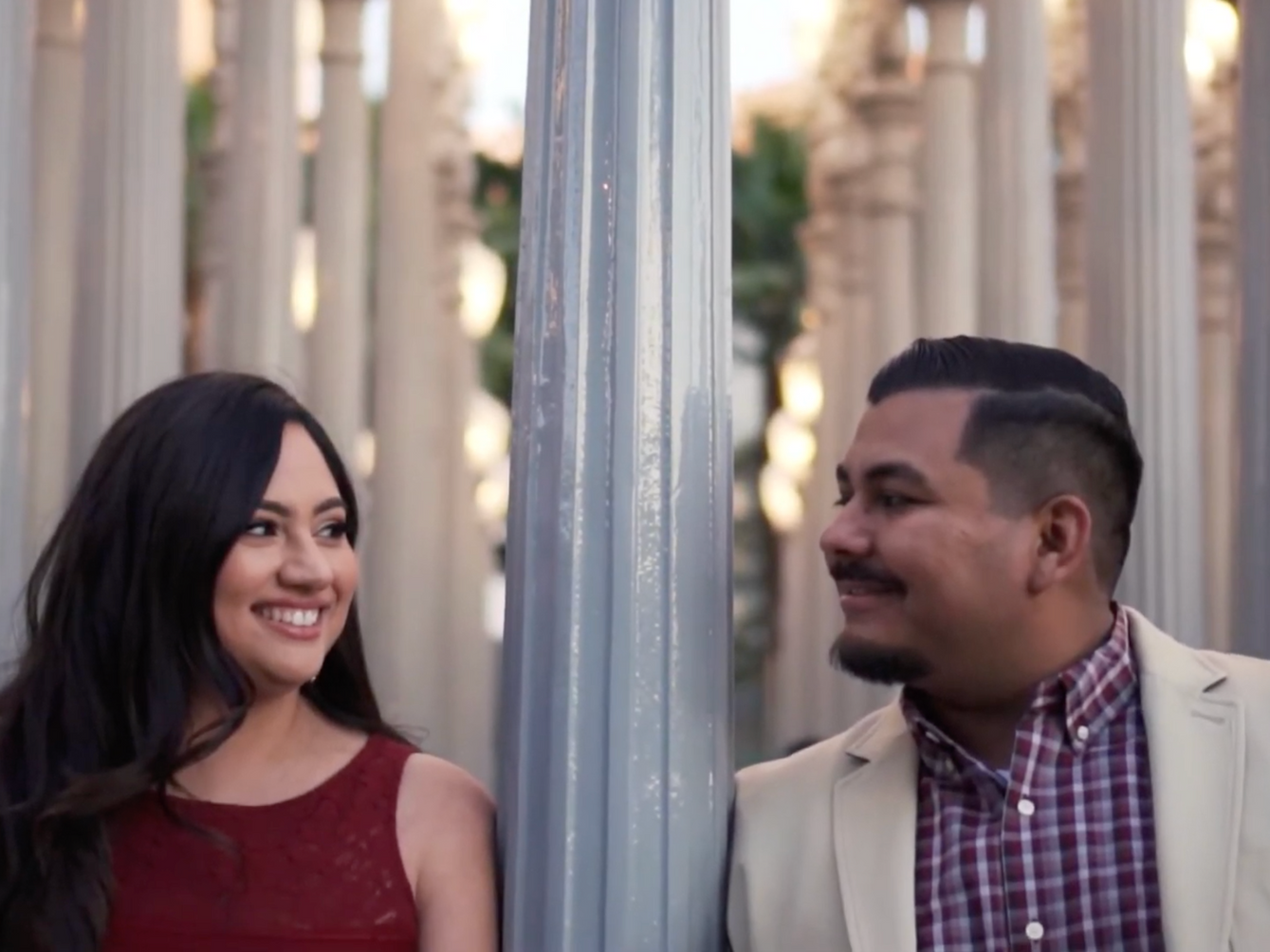 Carlos & Yari Engagement Video