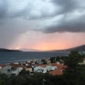 31 Croatian Sunsets
