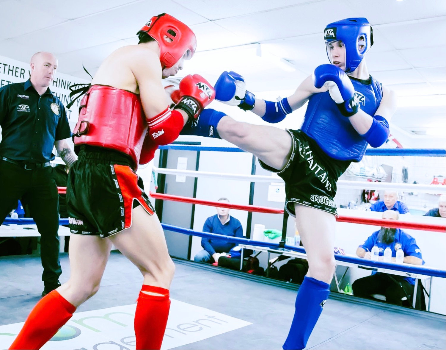 Adults Sparring 8:15PM