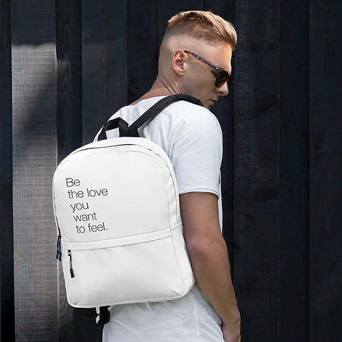 Be the Love Backpack
