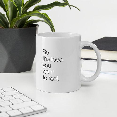 Be the Love Mug