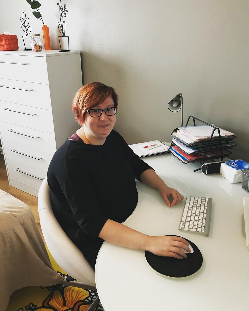 Toiminnanjohtaja Marianna Rantanen