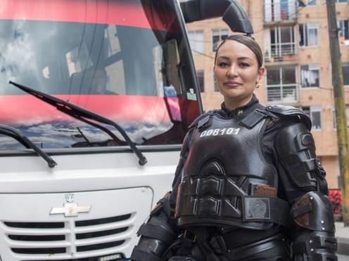 Mujeres con armadura