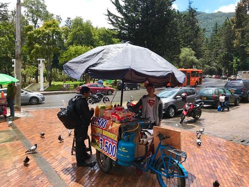 [Entrevistas] La comida ambulante en Bogotá