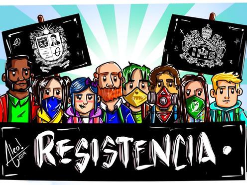[Caricatura] Resistencia