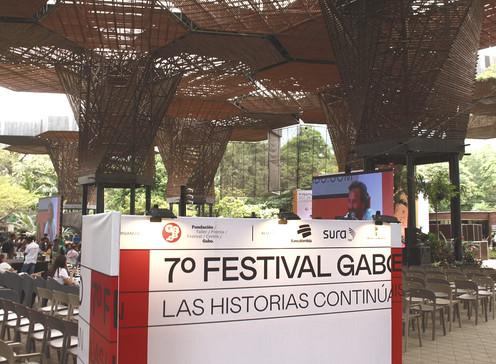 Bitácora del Gabo, día 3: Las historias continúan y el periodismo también