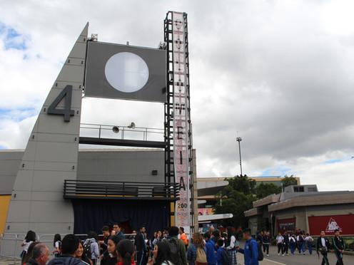Los pabellones de la Filbo en imágenes: Colombia 200 años