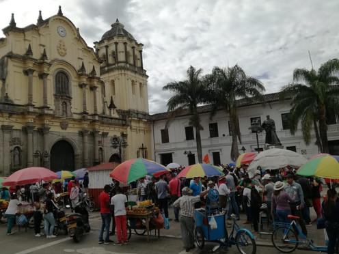 El terremoto de Popayán, según el evangelio de Burbano