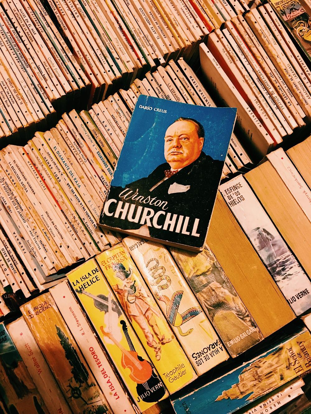 FOTO: Colección de libros de bolsillo