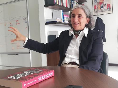 Marisol Cano: 'Estigmatizar al periodista es hacerle daño a la sociedad'