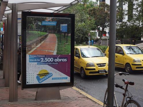 Bogotá en obra negra