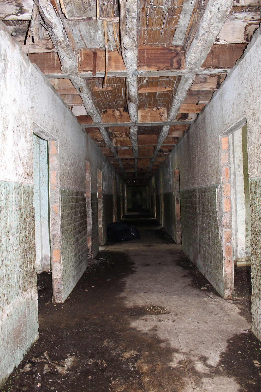 FOTO:El interior del Hospital San Lorenzo