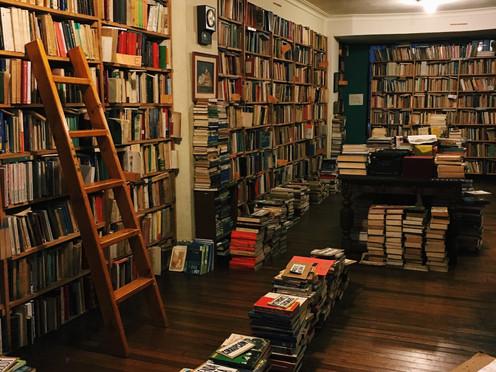 Viaje al centro de los libros
