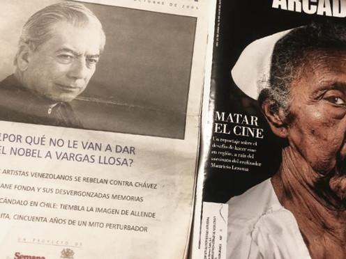 [Entrevista] Camilo Jiménez; Cuando aún había esperanza, Arcadia