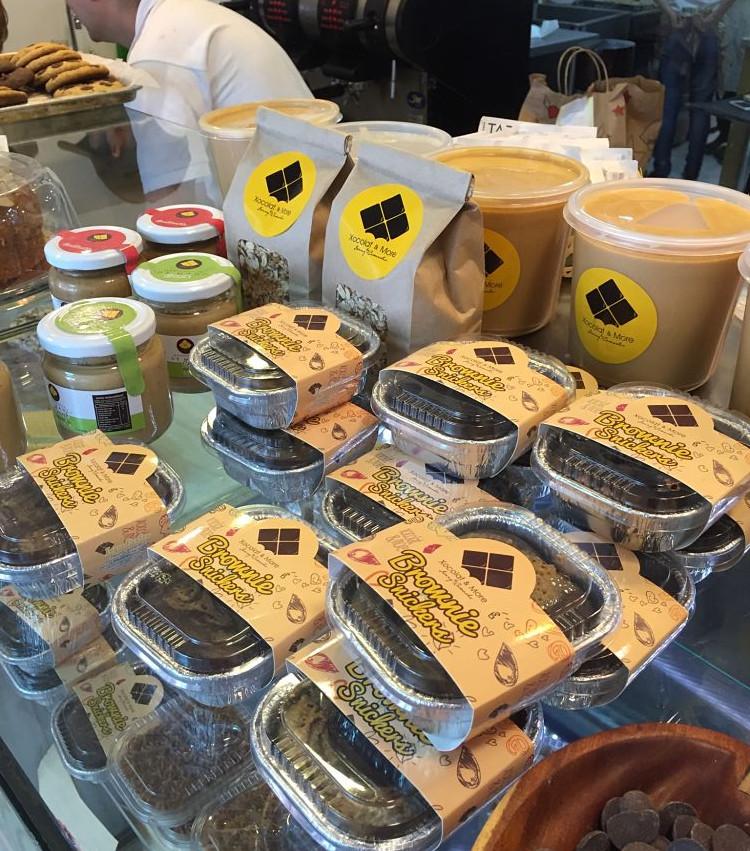 Algunos productos de la tienda