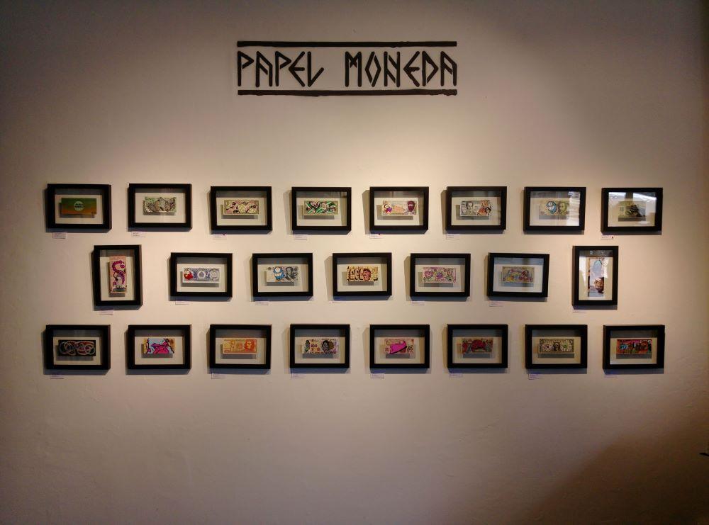 Nuevas exposiciones de la galería