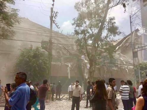 ¿Cómo se recupera México tras los terremotos?