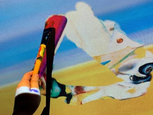 Del Matta digital al Picasso holofónico