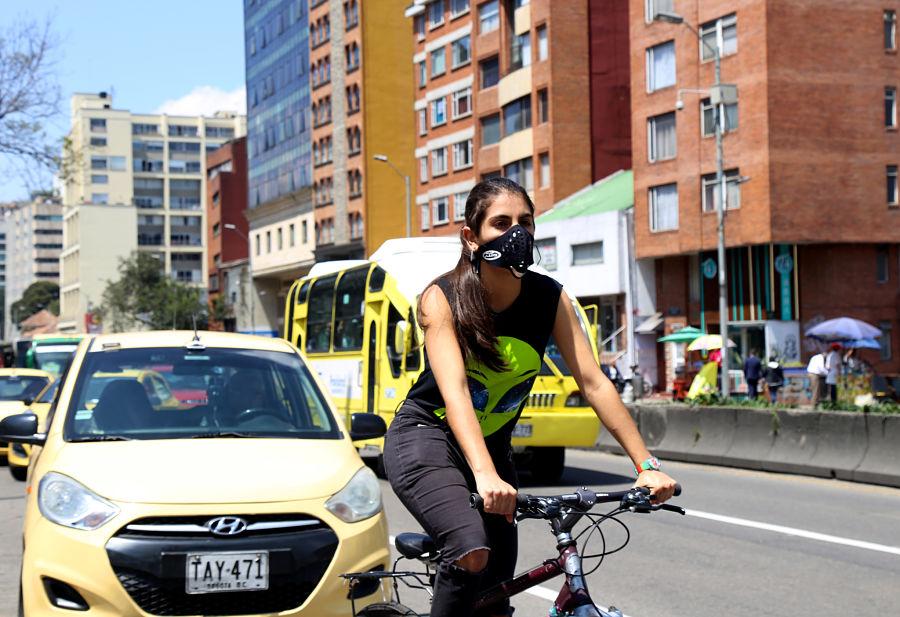 La calidad del aire en Bogotá