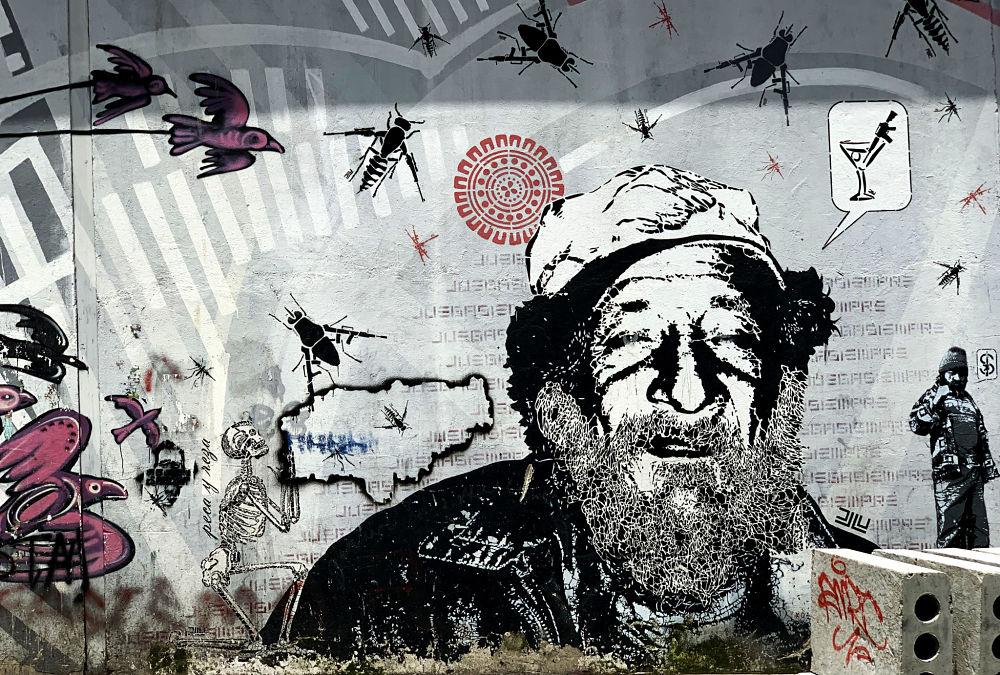 Bogotá Graffiti tour