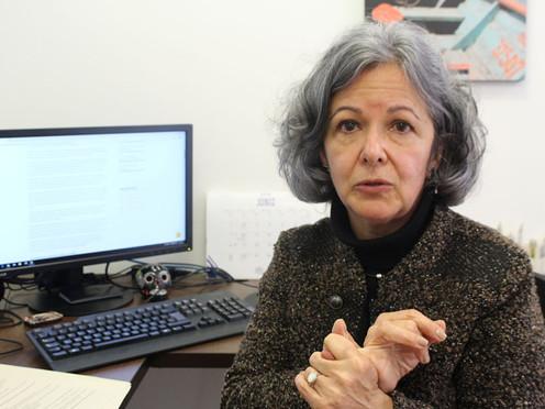 """Maryluz Vallejo: """"La sociedad demanda una Maestría en Periodismo Científico"""""""