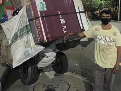 Andrés Páez: ¿pesan más los residuos o los sueños de los recicladores?