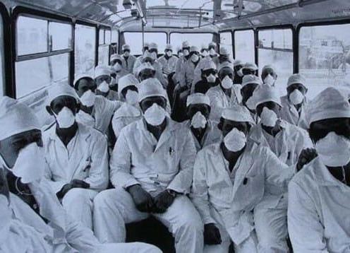 Los rastros de la humanidad tras los desastres nucleares