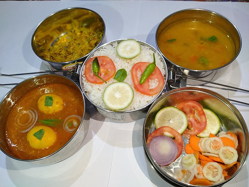 15 Day's Lunch & Dinner Package