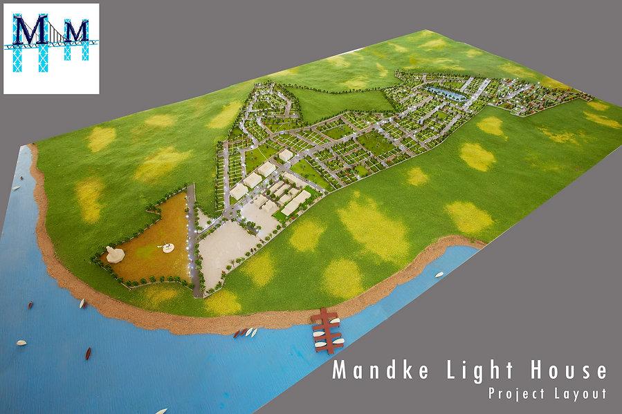 Mandke Lighthouse - Sea side tourism township in konkan coast, India. Sea view Bungalows, Studio Apartments, Yoga Meditation, hotel in guhagar