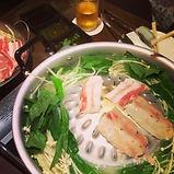 龍美豚ムーカタ鍋 | Asian Dining テラコヤ