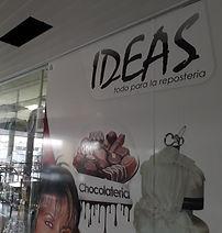 IDEAS Reposteria (Servisuval .C.A)